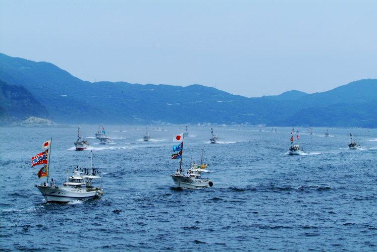 三崎豊漁祭(愛媛県伊方町)イメージ3