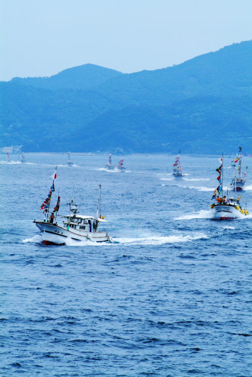 三崎豊漁祭(愛媛県伊方町)イメージ4