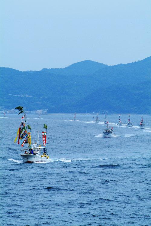 三崎豊漁祭(愛媛県伊方町)イメージ6