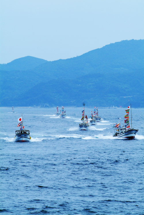 三崎豊漁祭(愛媛県伊方町)イメージ7