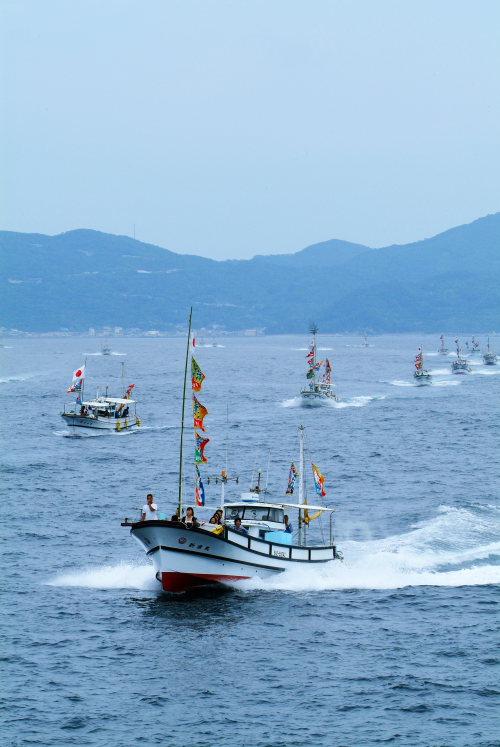 三崎豊漁祭(愛媛県伊方町)イメージ8