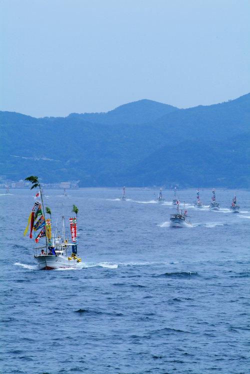 三崎豊漁祭(愛媛県伊方町)イメージ14
