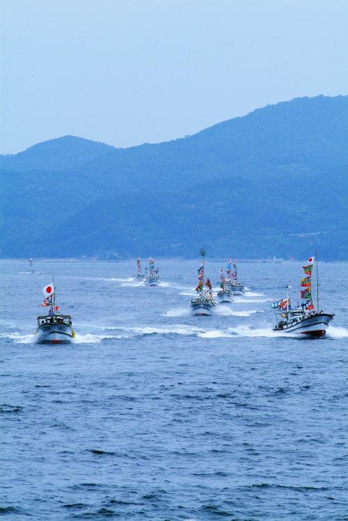 三崎豊漁祭(愛媛県伊方町)イメージ15