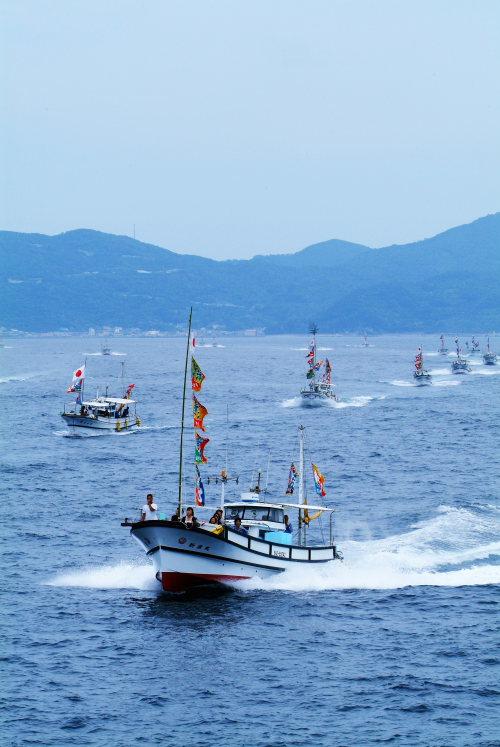 三崎豊漁祭(愛媛県伊方町)イメージ16