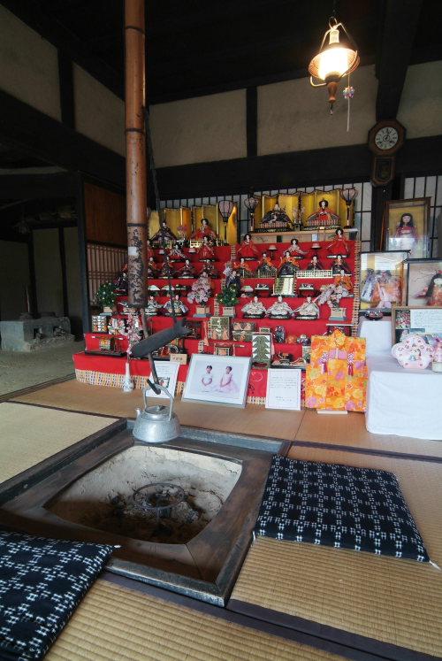 久万高原ふるさと村(ひな祭り、愛媛県久万高原町)イメージ2