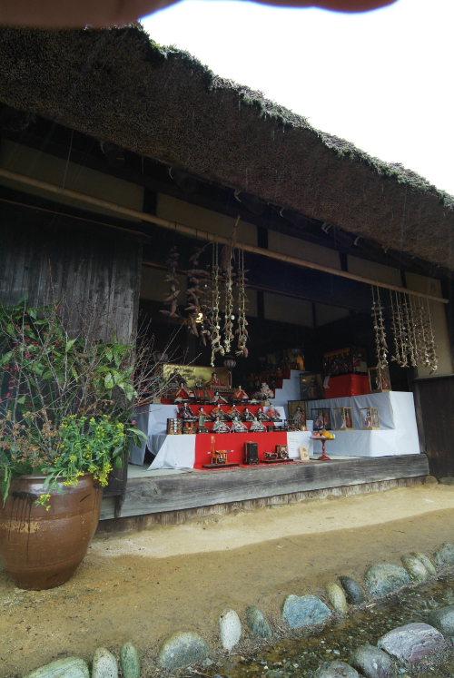 久万高原ふるさと村(ひな祭り、愛媛県久万高原町)イメージ8