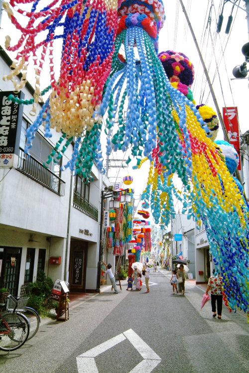 内子笹まつり(愛媛県内子町)イメージ1