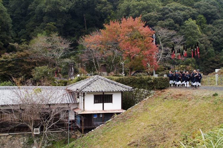 お成り(大洲八幡神社、愛媛県大洲市)イメージ2