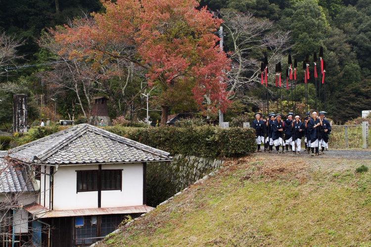 お成り(大洲八幡神社、愛媛県大洲市)イメージ3