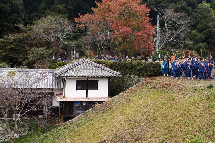 お成り(大洲八幡神社、愛媛県大洲市)イメージ4
