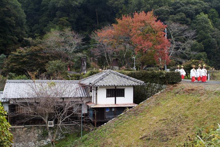 お成り(大洲八幡神社、愛媛県大洲市)イメージ5
