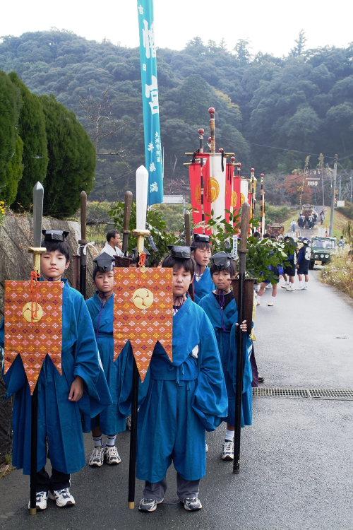 お成り(大洲八幡神社、愛媛県大洲市)イメージ10