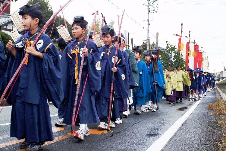 お成り(大洲八幡神社、愛媛県大洲市)イメージ11