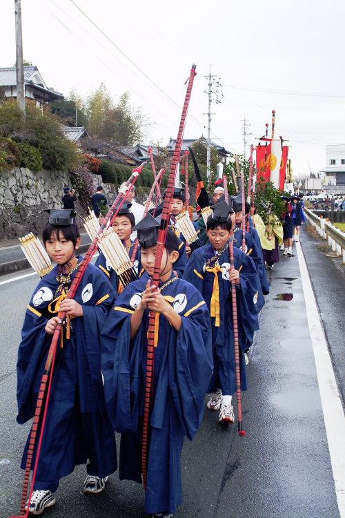 お成り(大洲八幡神社、愛媛県大洲市)イメージ15