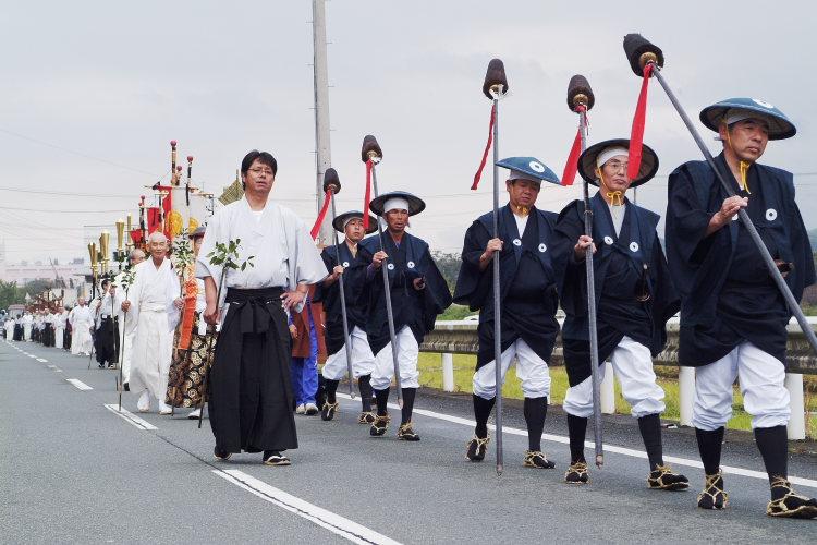 お成り(大洲八幡神社、愛媛県大洲市)イメージ16