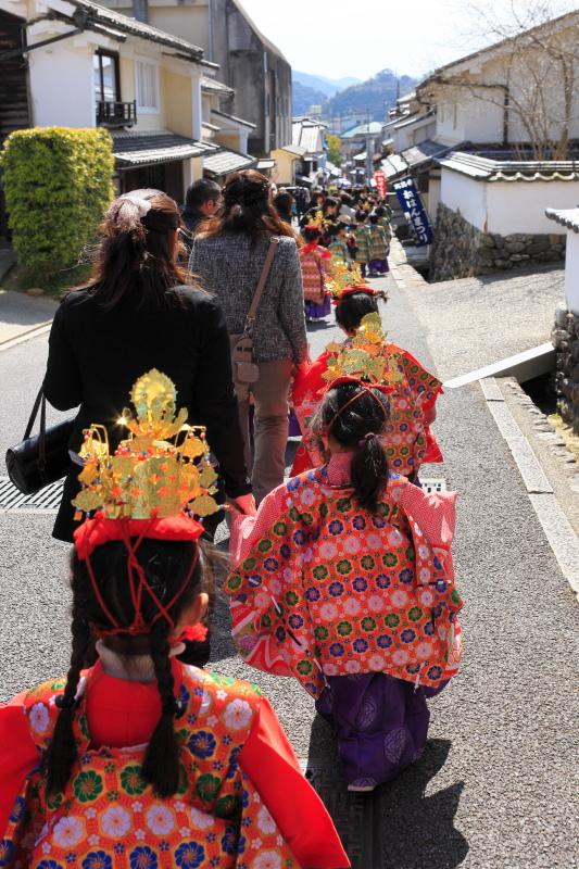 ねはん祭り(愛媛県内子町)イメージ7