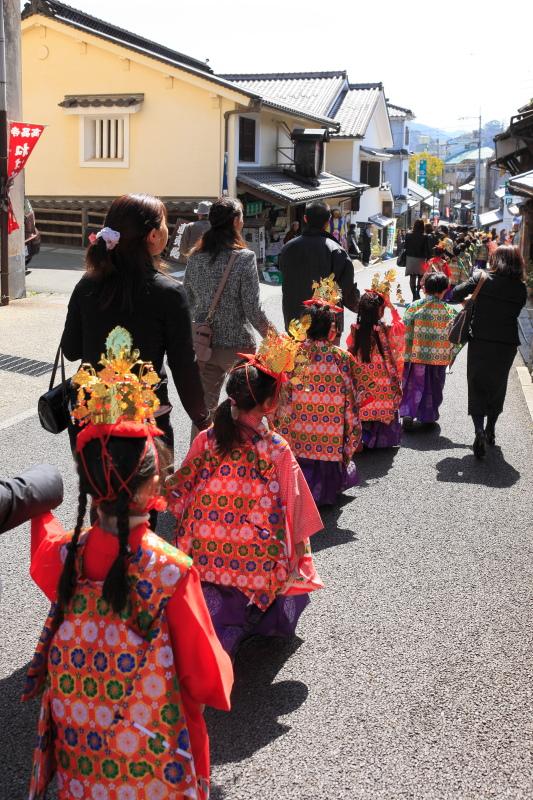 ねはん祭り(愛媛県内子町)イメージ9