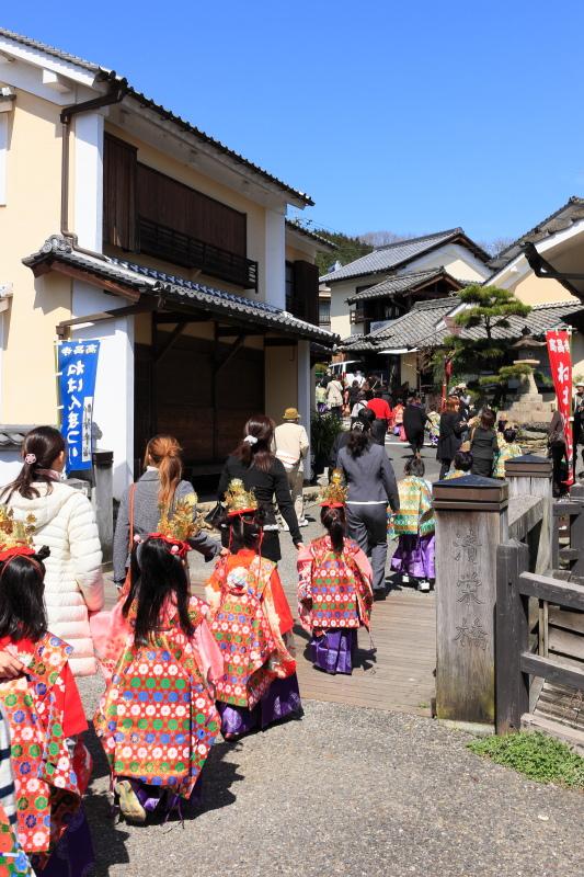 ねはん祭り(愛媛県内子町)イメージ12