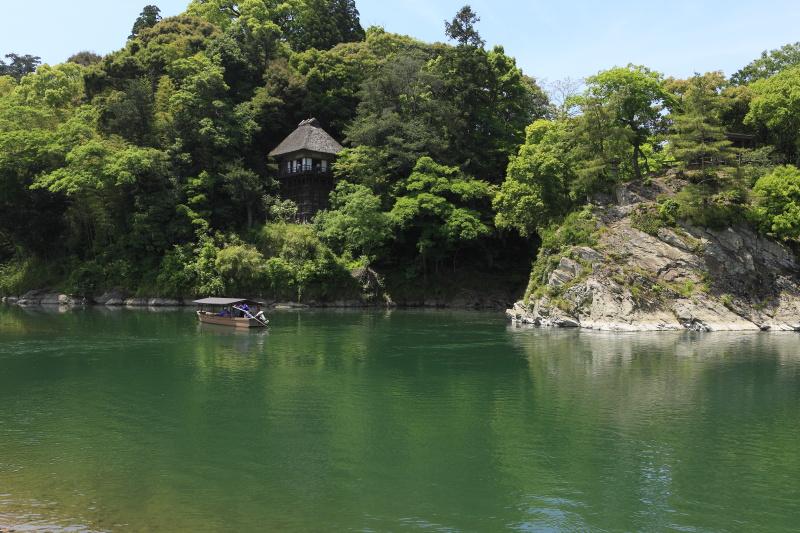 臥龍の渡し_春 (愛媛県大洲市)イメージ4