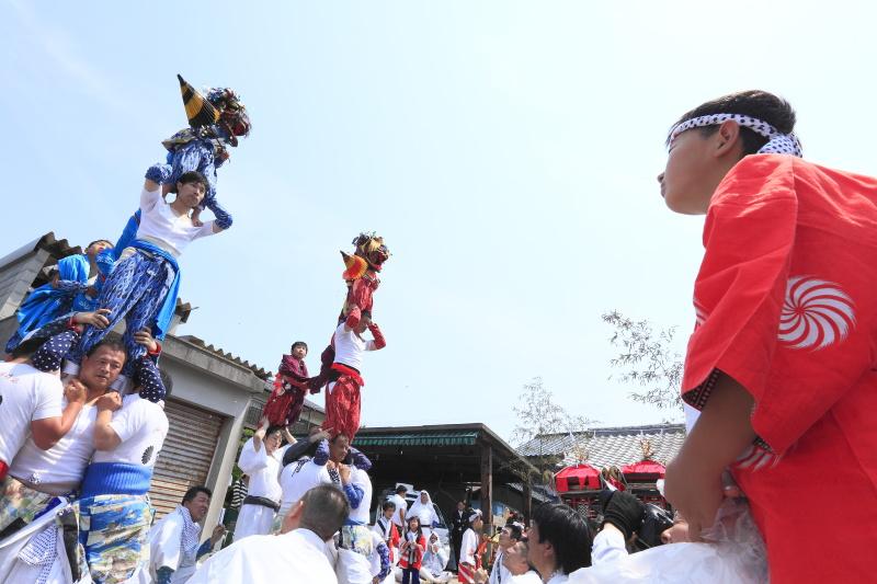 継獅子_春(愛媛県今治市小部神社)_1イメージ11