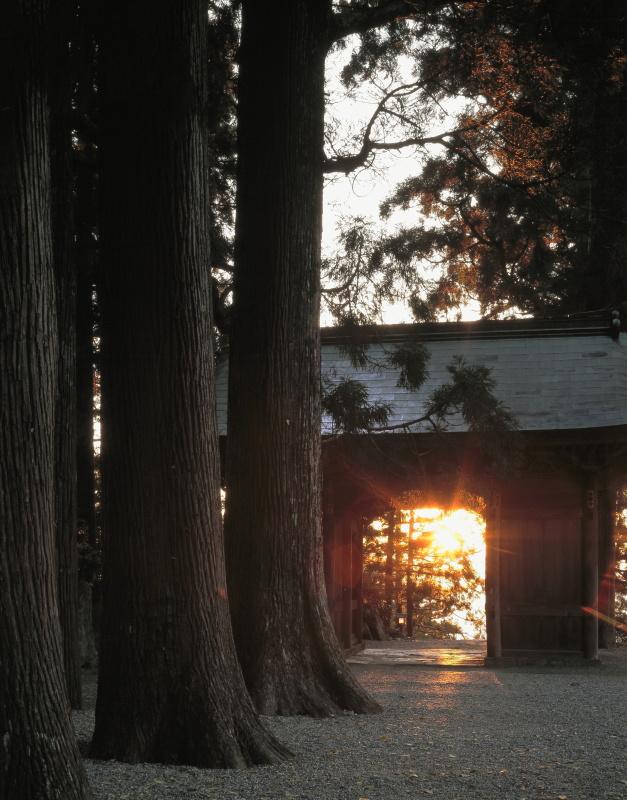 12番 焼山寺_秋(徳島県神山町)イメージ1
