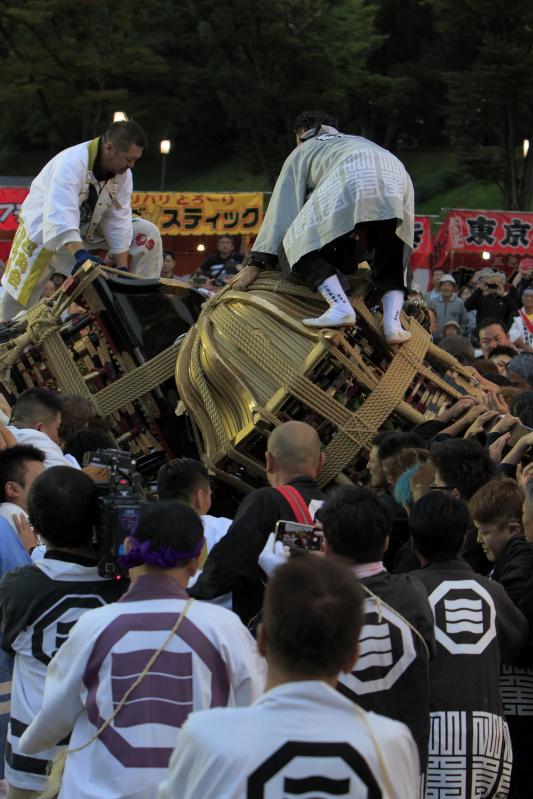 松山秋祭り、四角・八角_10月(愛媛県松山市)イメージ1