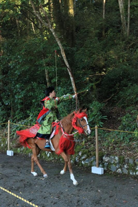 流鏑馬_10月(高知県東洋町春日神社)イメージ1