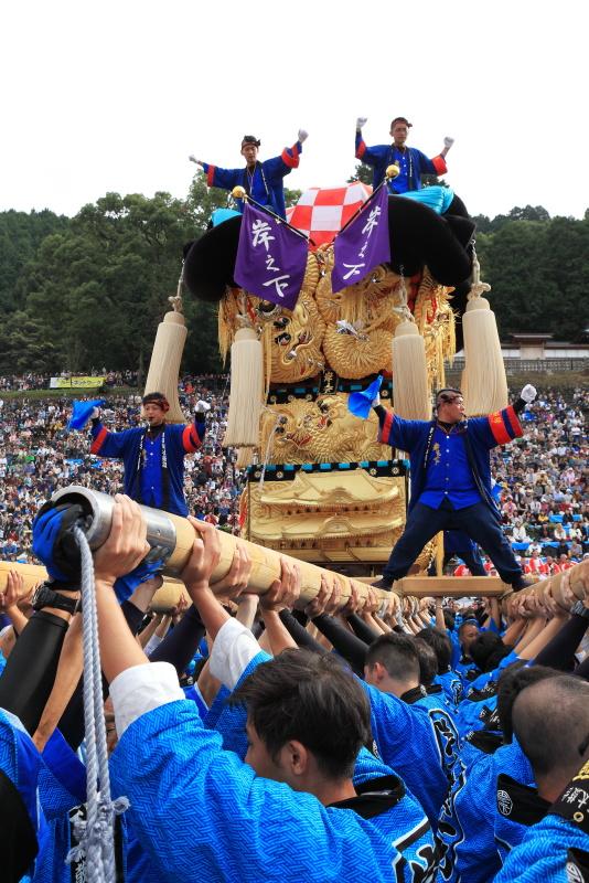 新居浜太鼓祭り_10月(愛媛県新居浜市)_2イメージ1